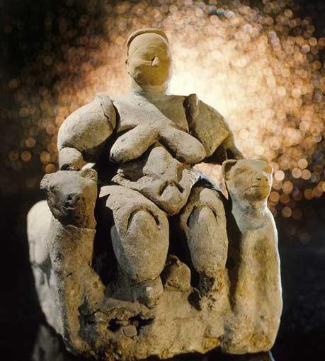 La Dea Madre e il Mito Comparato delle SacreNozze