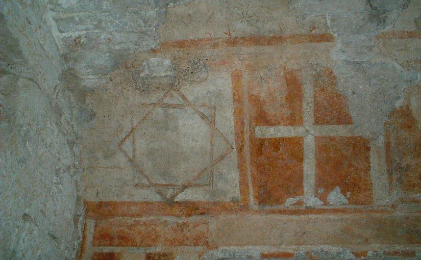 I Templari in Puglia: Sovereto e gli AffreschiMisteriosi