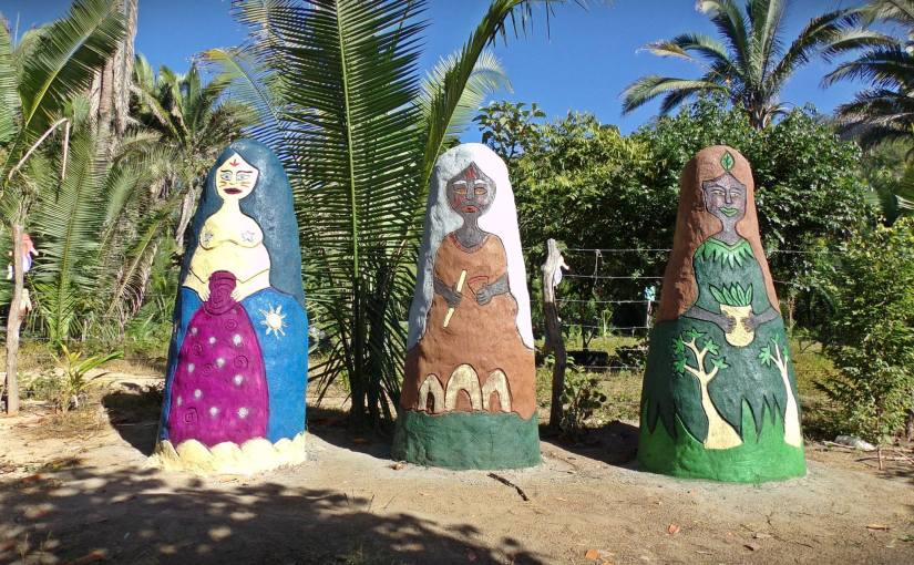 Pagan Cults: The ancestral Mother Goddesses of Brazil
