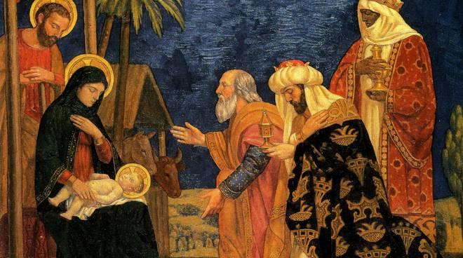Il Mito dei Re Magi tra Storia eLeggenda