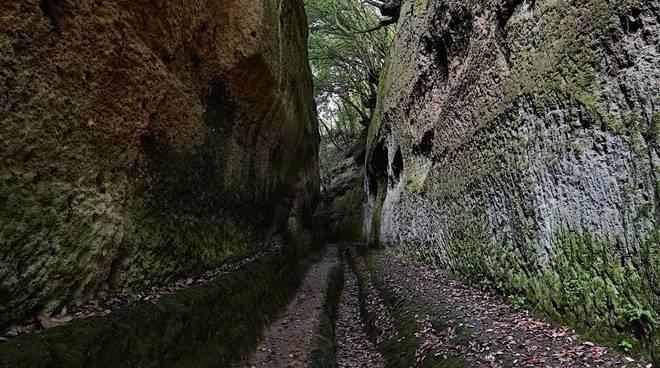 Le Vie cave Etrusche: Sulle orme della deamadre