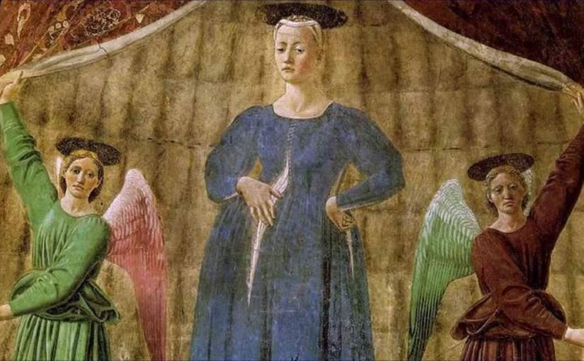 """L'enigma della Mater Amabilis dalla Veste Lapislazulo: Un """"Codice da Vinci"""" nelle CampagneToscane"""