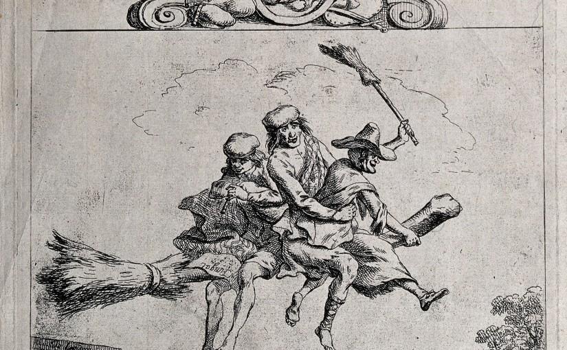 Stregoneria Tradizionale Italiana e le sue figureregionali