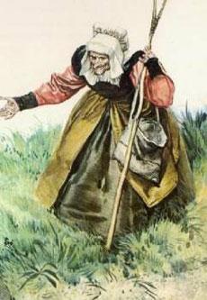 La Befana e le TradizioniOcculte