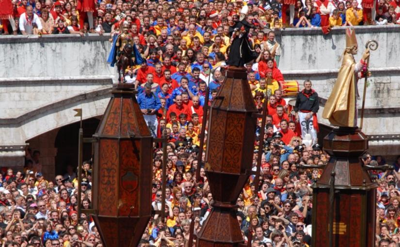 Gubbio e il Mistero di San Francesco e ilLupo