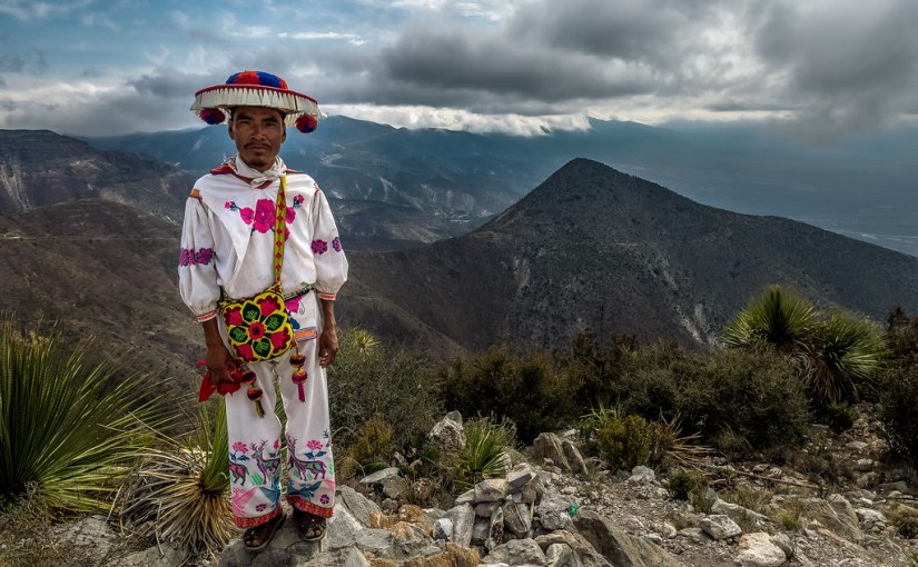Shamanism and curanderism inMexico