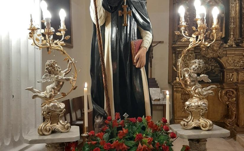 Antico Almanacco: La festività di sant'Antonio Abate aBari