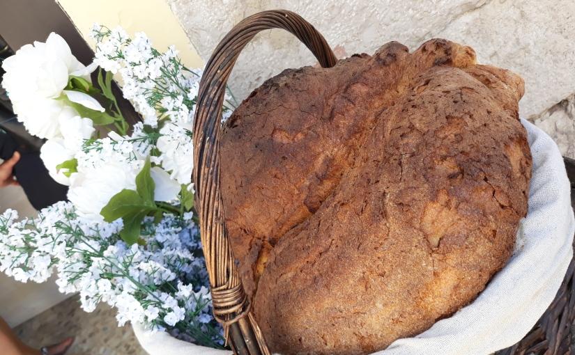 Il pane di Altamura, ritocollettivo